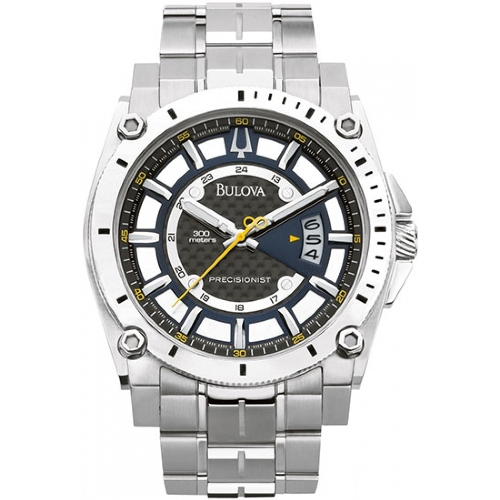 Bulova Men's 96B131 Precisionist Champlain Watch