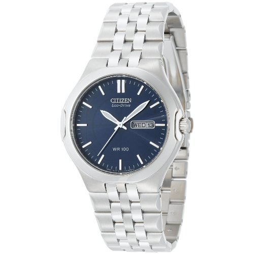 Citizen Men's BM8400-50L Eco-Drive Corso Stainless Steel Watch