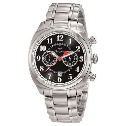Bulova Men's 96B162 Adventurer Chronograph Watch