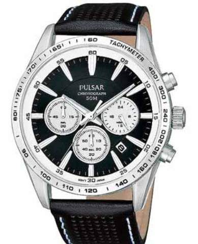 Pulsar Men's  Everyday Value Collection Watch