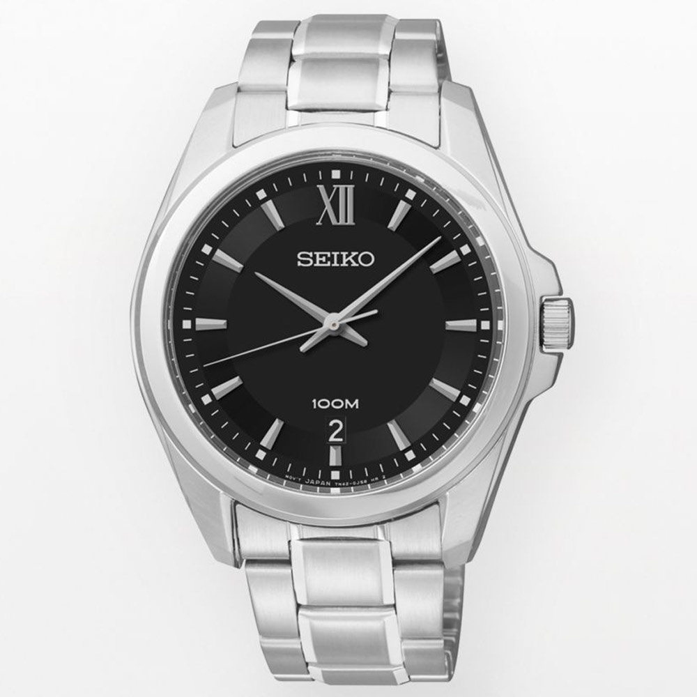 Seiko Stainless Steel Analog Men's watch SGEG61