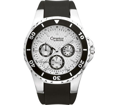 Caravelle by Bulova Men's 45C102 Multifunction Design  Watch