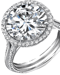 Diamond Engagement Rings Atlanta