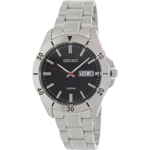 Seiko Bracelet Men's Quartz Watch SGGA75