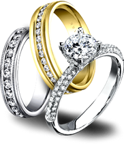 Diamond Wedding Bands in Canton GA